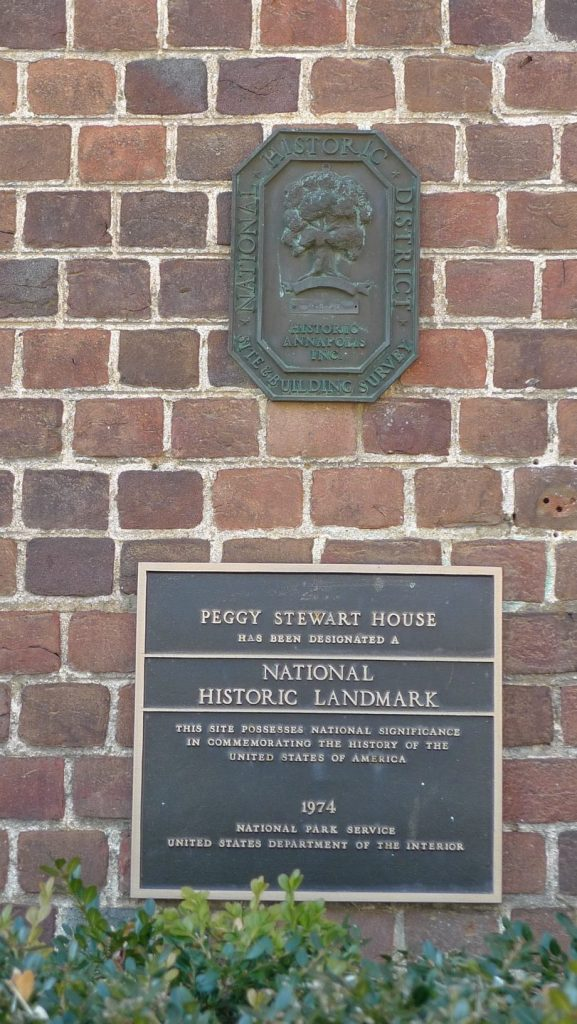 Peggy Stewart House