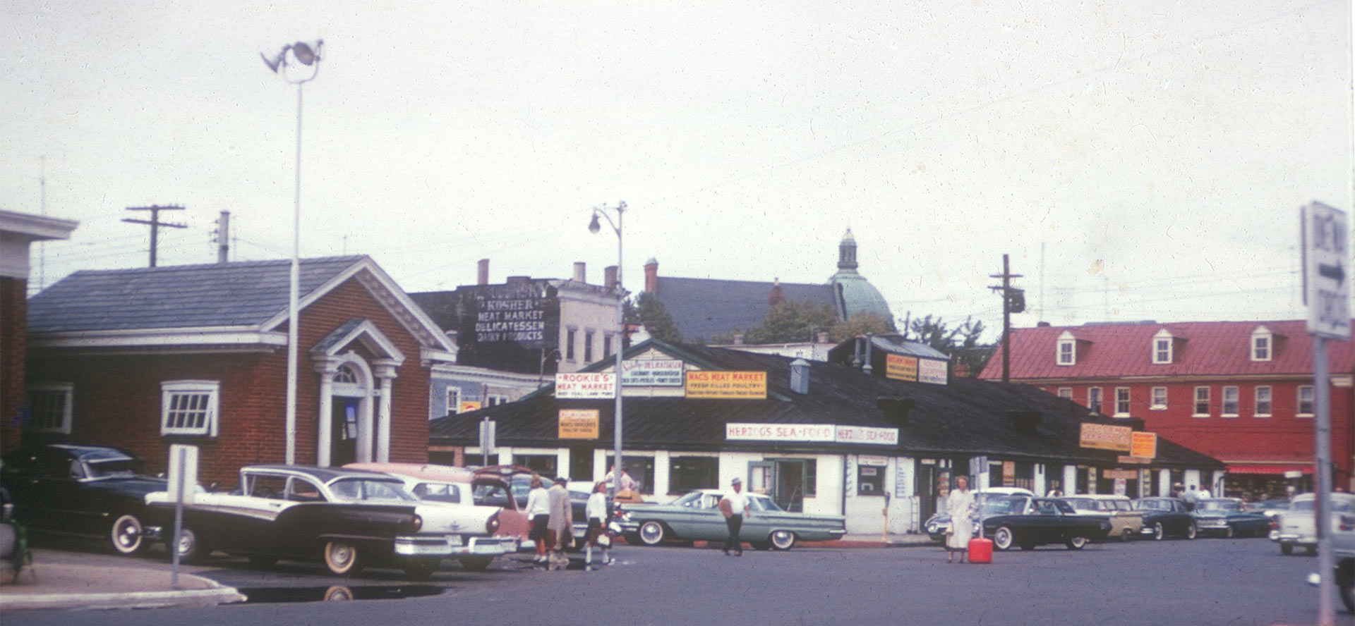 Market-House