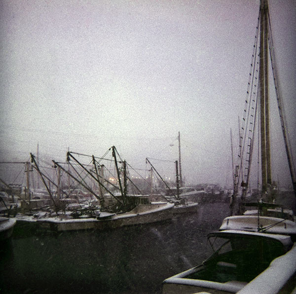 Oyster Boats-winter