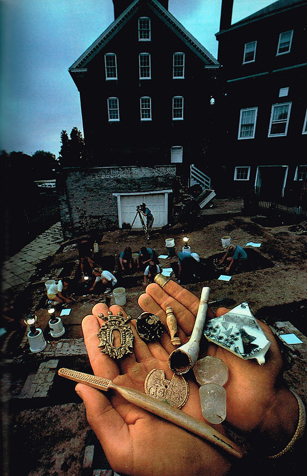 Annapolis Archeology